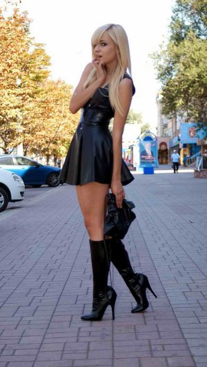 Foto: Leather fashion